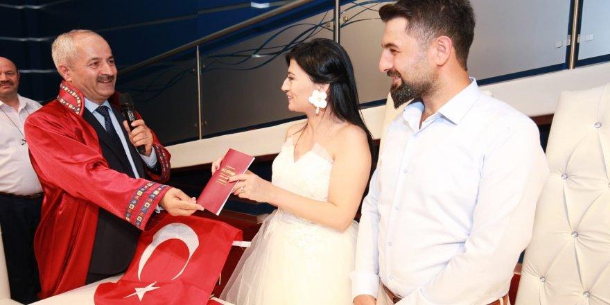Gebze'de 9/9/2019 nikahları