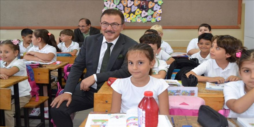 Eyüpsultan'da 36 bin öğrenciye kırtasiye desteği