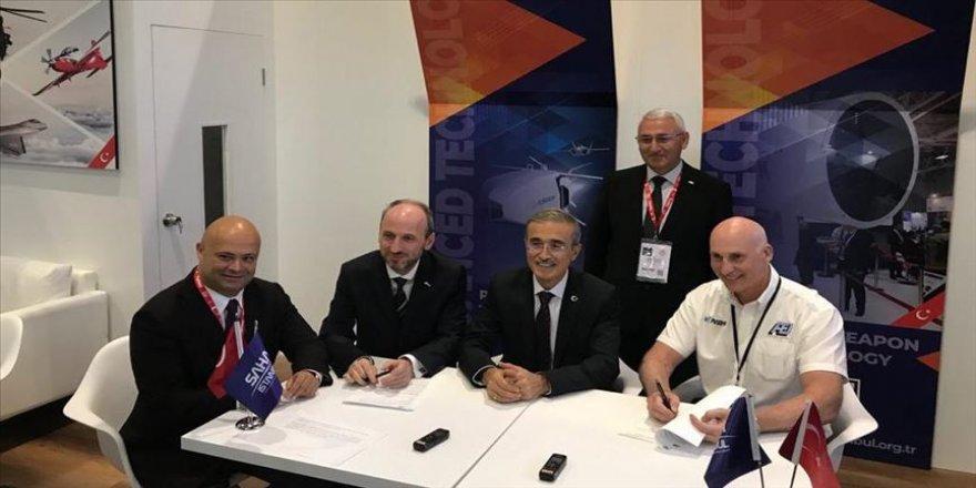 Türk ve İngiliz savunma sanayisi şirketlerinden iş birliği anlaşması
