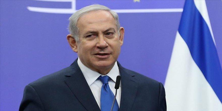 Netanyahu, Batı Şeria'daki Yahudi yerleşimlerinin ilhakı vaadini yineledi