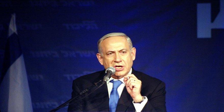 Netanyahu'nun seçim vaadine kınama