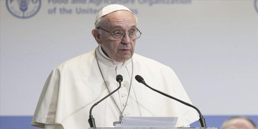 Papa Franciscus'dan İngiltere'ye Chagos Takımadaları'nı iade çağrısı