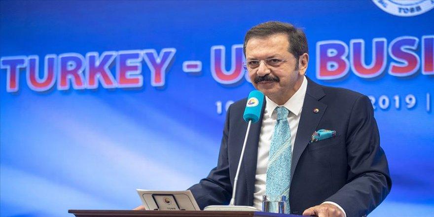 Türkiye-ABD Serbest Ticaret Anlaşması imzalanmalı