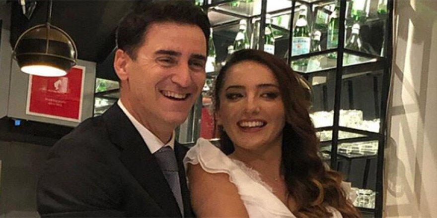 Bekir Aksoy ve Nazife Oğlakçıoğlu evlendi