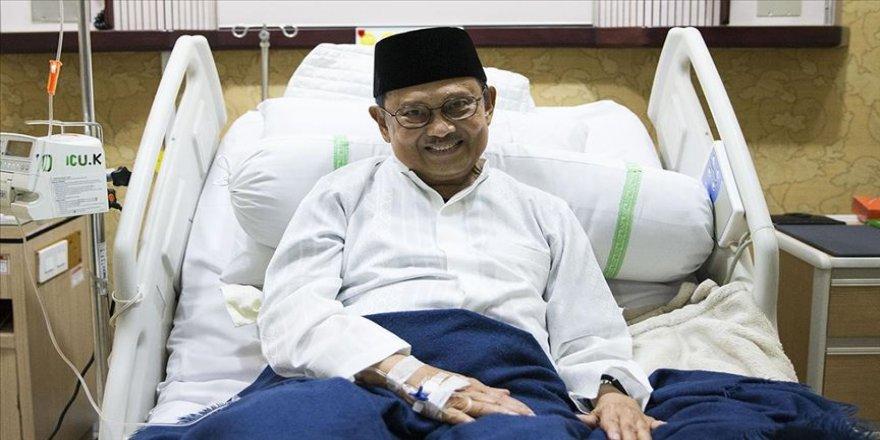 Endonezya'nın eski Devlet Başkanı hayatını kaybetti