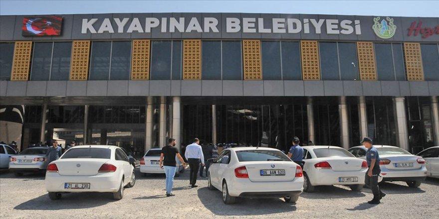 Personeli açığa alan HDP'li belediyeye tepki
