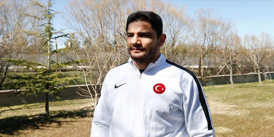 Milli güreşçi Taha Akgül: Kariyerimin en iyi hazırlık dönemlerinden birini geçirdim