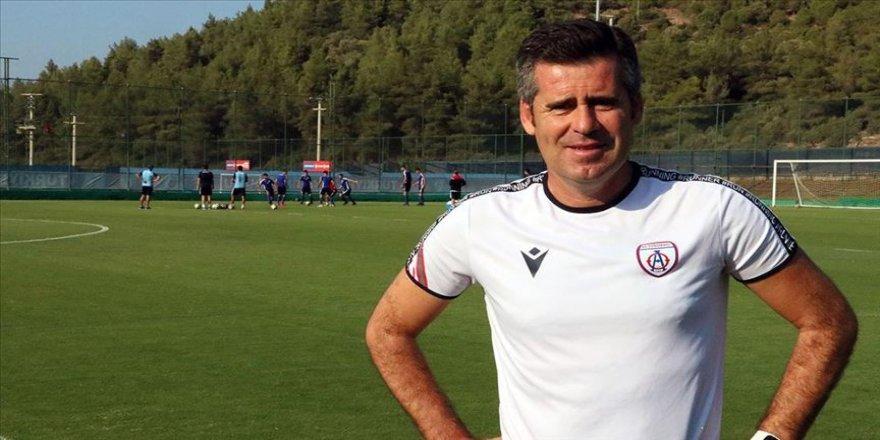 Altınordu Teknik Direktörü Eroğlu: Bir altın madenimiz var