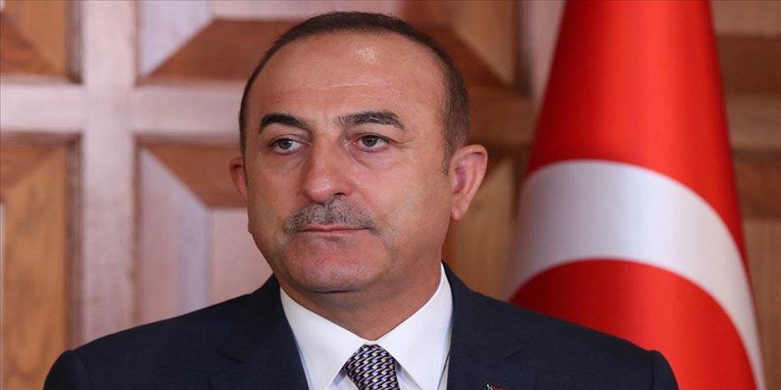 Dışişleri Bakanı Çavuşoğlu: İbrahim Eren'in Doha Büyükelçiliğine atandığı iddiası doğru değil