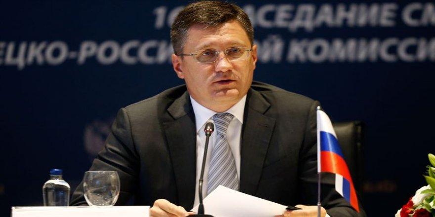 'Opal kararı, Avrupa ve Ukrayna ile gaz görüşmelerini etkileyecek'