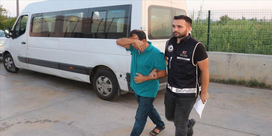 Adana merkezli 13 ilde FETÖ operasyonu: 23 gözaltı kararı