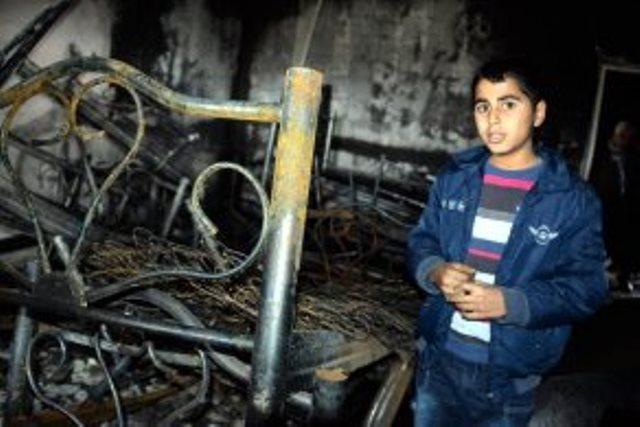Kur'an Kursu Yangınında Yürek Yakan Detay! 5 Çocuk Üst Üste Ölmüş