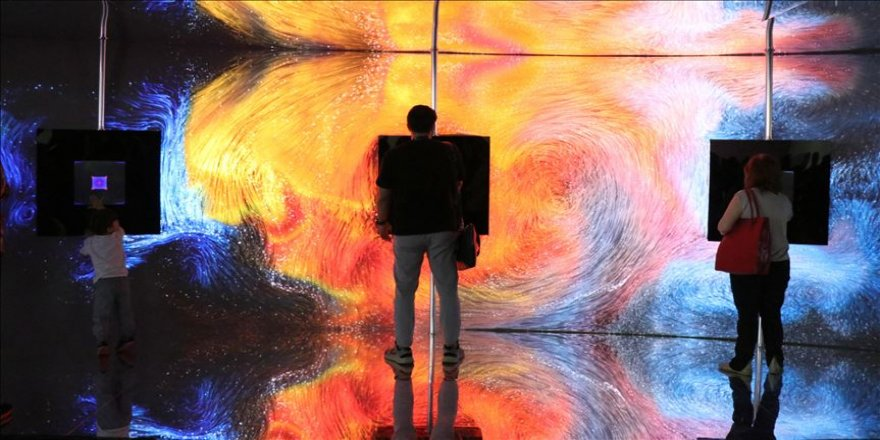 14. Contemporary Istanbul'un Dijital Mahallesi 'Plugin'