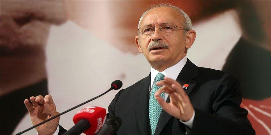 Kılıçdaroğlu: Evlat üzerine titreyen bir annenin acısını paylaşmak hepimizin ortak görevi