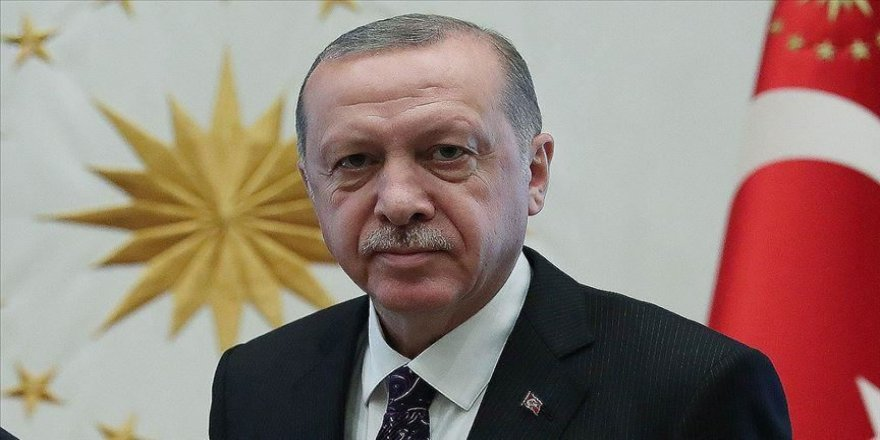 Erdoğan'dan milli sporculara tebrik telefonu
