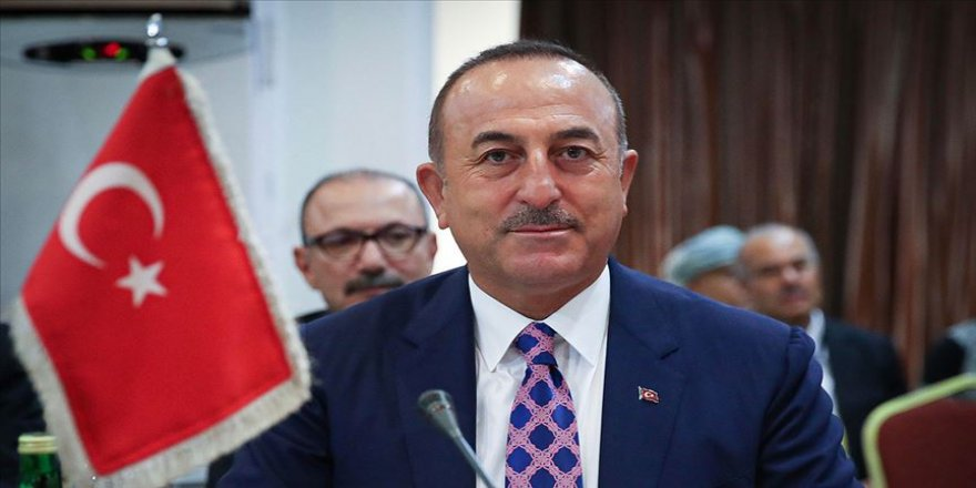 Dışişleri Bakanı Çavuşoğlu: Netanyahu'nun açıklaması utanç verici