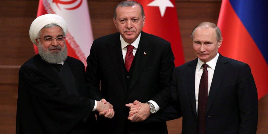 Üçlü Suriye zirvesi