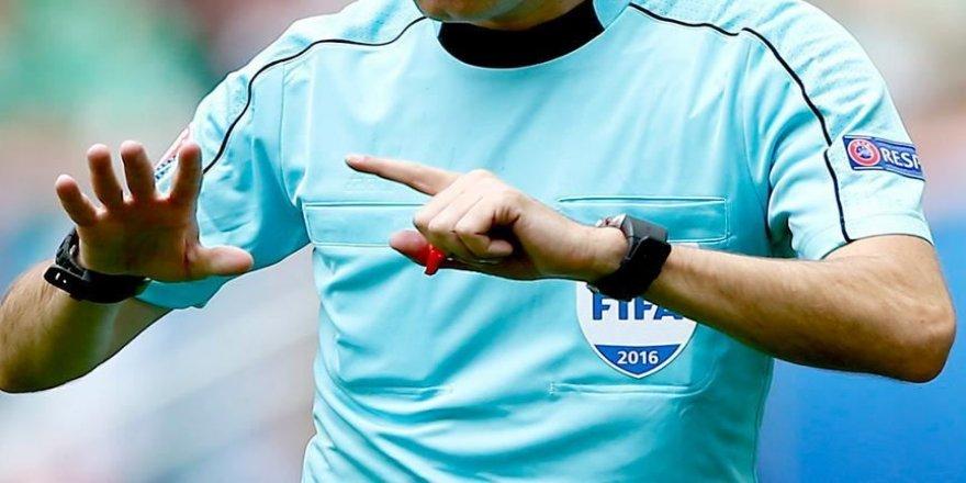 Club Brugge-Galatasaray maçını Vincic yönetecek