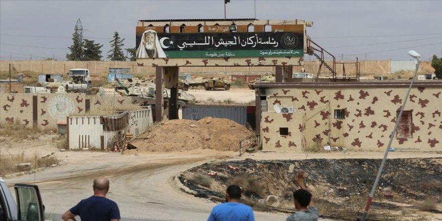 Libya'daki UMH'den 'zafere yakınız' mesajı