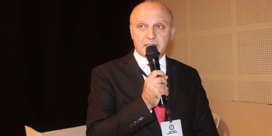 KOÜ'de Mustafa Eren genel sekreterliğe atandı