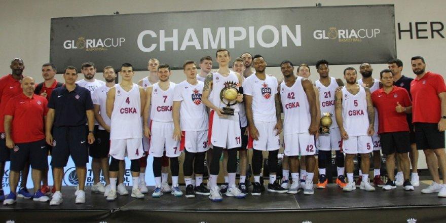 Gloria Kupası, CSKA Moskova'nın