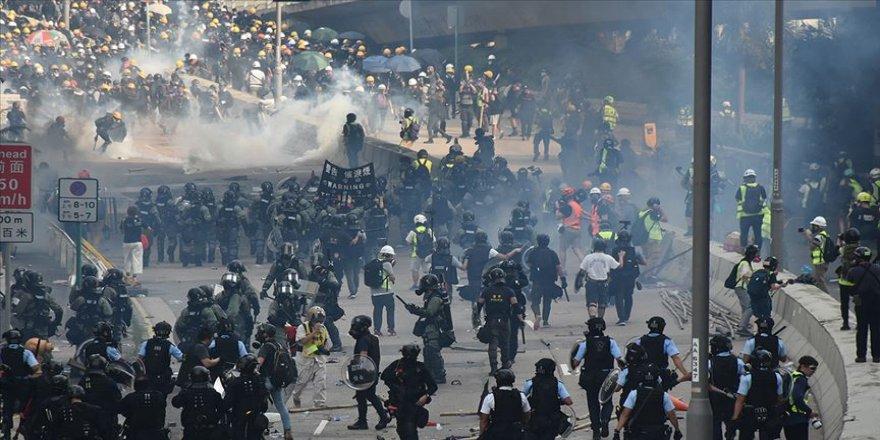 Hong Kong'un imaj düzeltme talebine uluslararası firmalardan ret