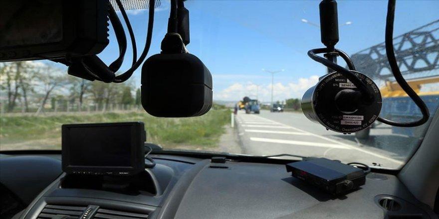 Türkiye genelinde radarla hız denetimi