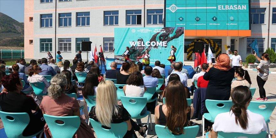 Türkiye Maarif Vakfı Arnavutluk'ta yeni okul açtı