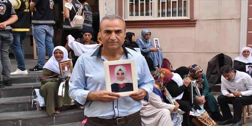 'Kızımın Kobani'ye götürüldüğünden şüpheleniyorum'