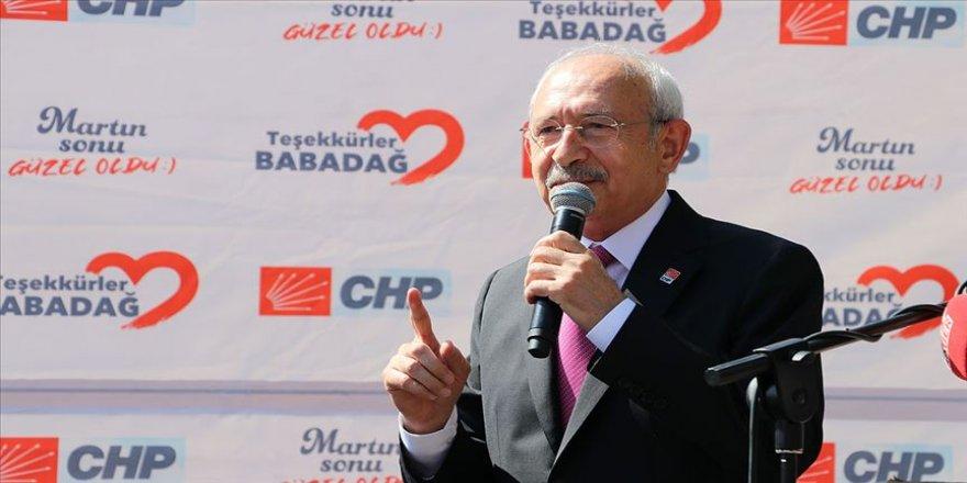 CHP Genel Başkanı Kılıçdaroğlu: Türkiye bölgenin en güçlü ülkesidir