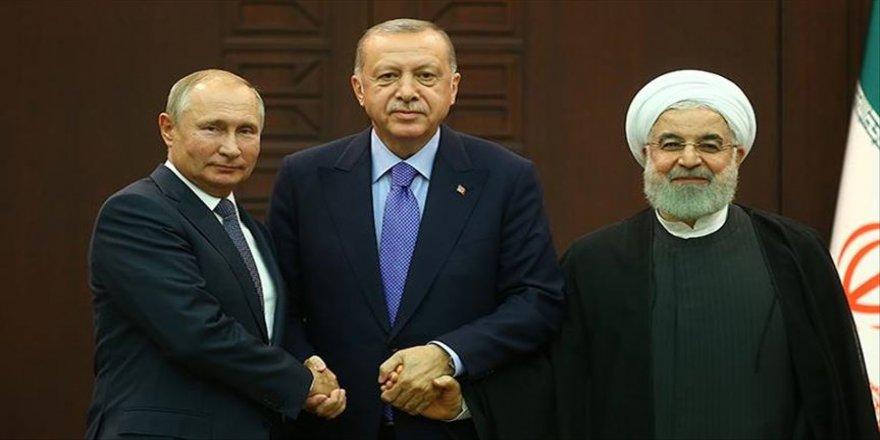 Üçlü Zirve'de Suriye için siyasi çözüm umudu doğdu'