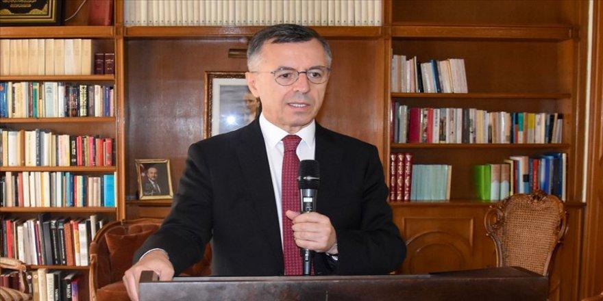 'Türkiye olarak medeniyetlerin çatışmasından değil ittifakından yanayız'