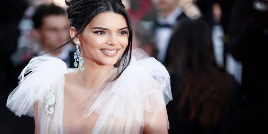Kendall Jenner'ın yeni imajı
