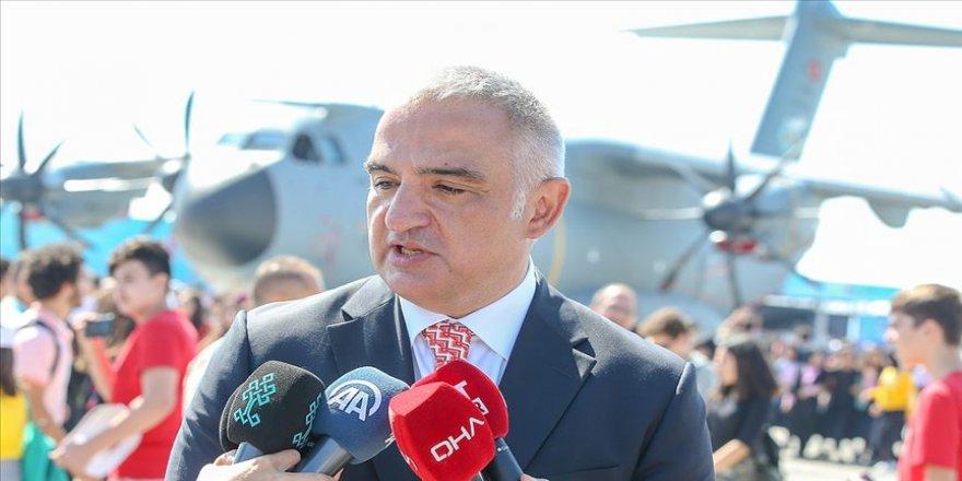 Kültür ve Turizm Bakanı Ersoy: Teknolojide ileri değilseniz yeni dünyada yeriniz yok