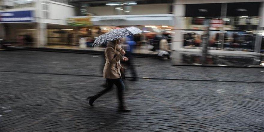 Meteorolojiden 6 il için yağış uyarısı