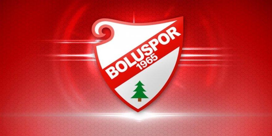 Boluspor'a sponsor desteği
