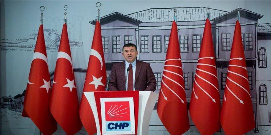 CHP'den uluslararası Suriye konferansı