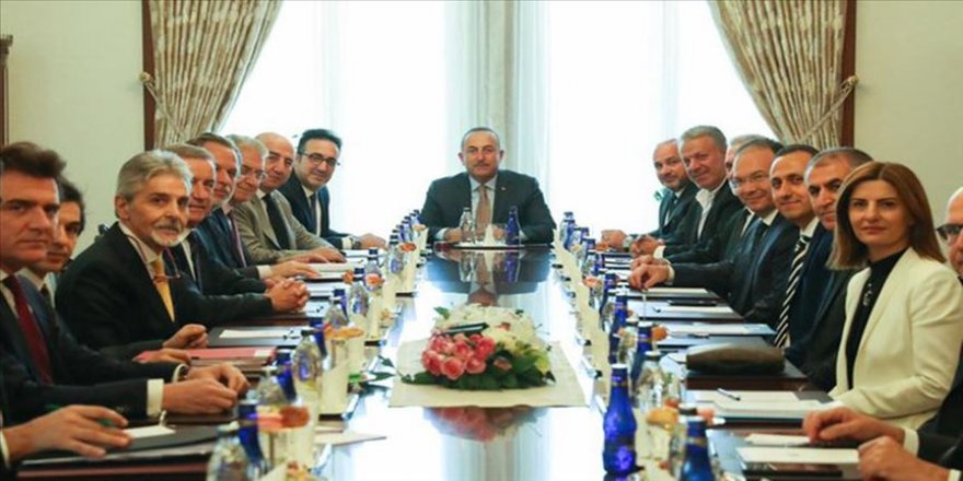 Dışişleri Bakanı Çavuşoğlu: 2023 ihracat hedefi 500 milyar dolar