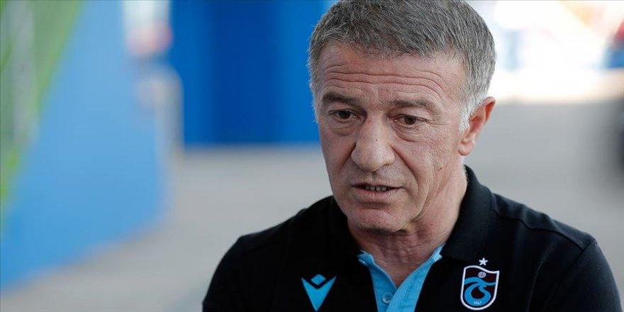 Trabzonspor Başkanı Ağaoğlu'ndan açıklama