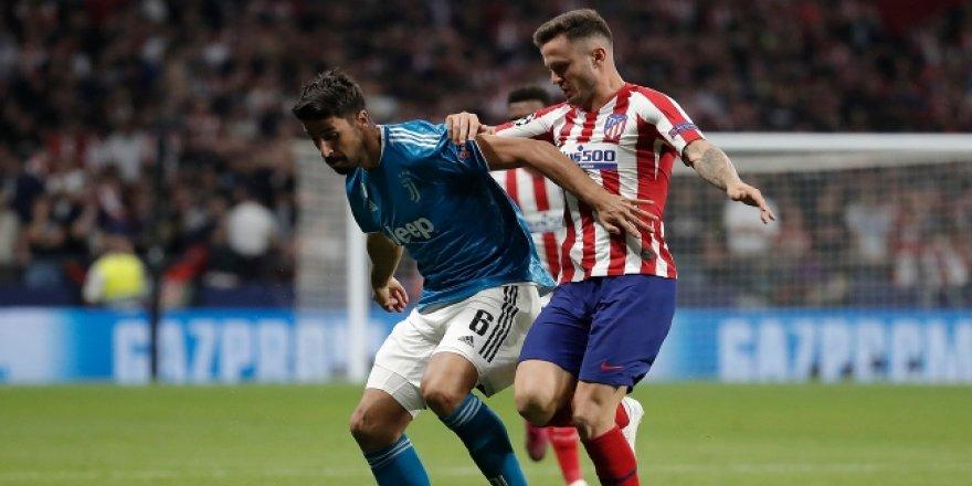 Atletico Madrid geriden geldi
