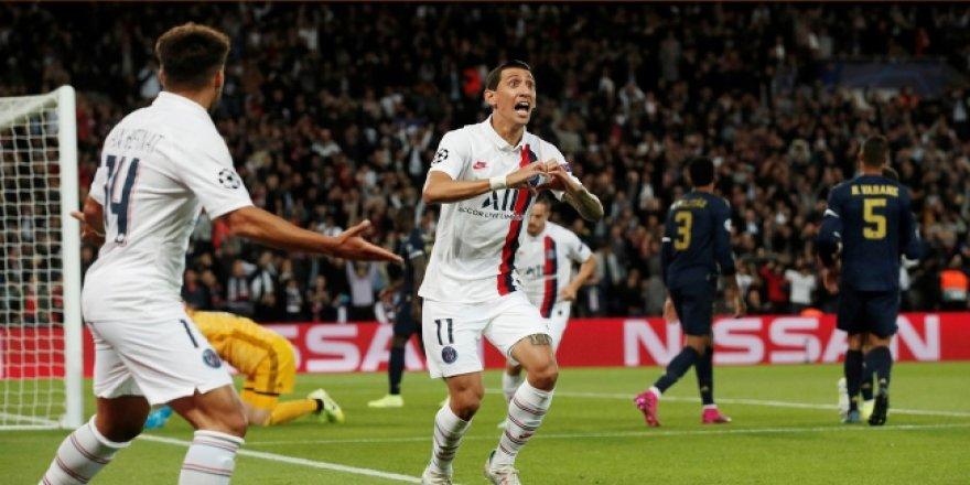 PSG, Real Madrid'i üzdü