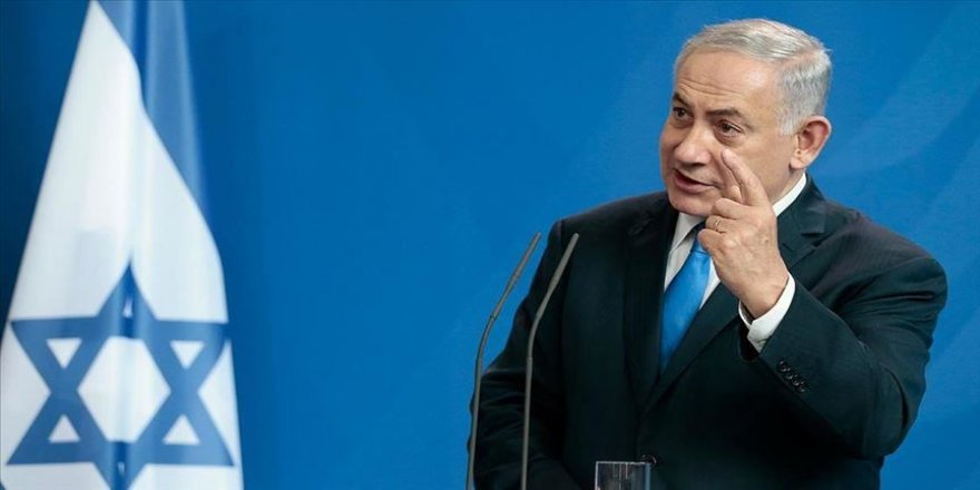 Netanyahu'dan rakibi Gantz'a koalisyon çağrısı