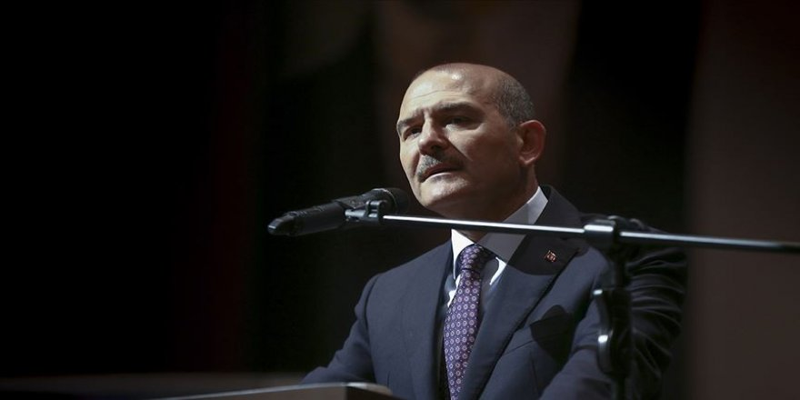 İçişleri Bakanı Soylu: Suriye'de güvenli alan gönüllü dönüşleri hızlandırmaktadır