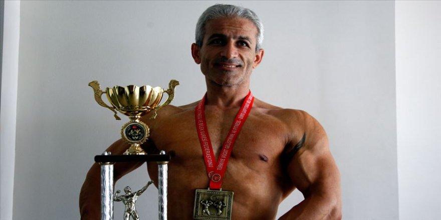 40'ından sonra dünya şampiyonluğu hedefliyor