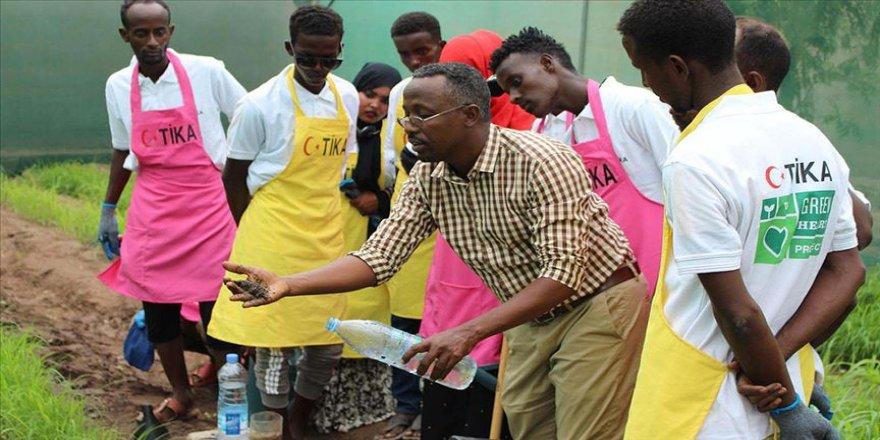 TİKA'dan Cibuti'ye destek