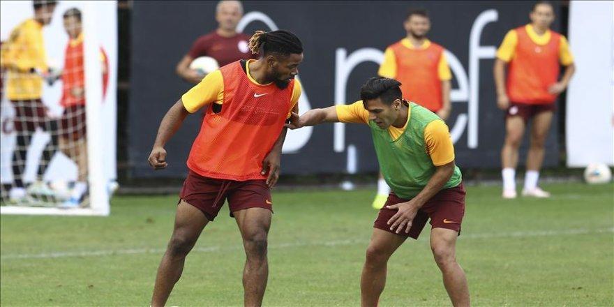 Galatasaray'da Yeni Malatyaspor maçı hazırlıkları başladı