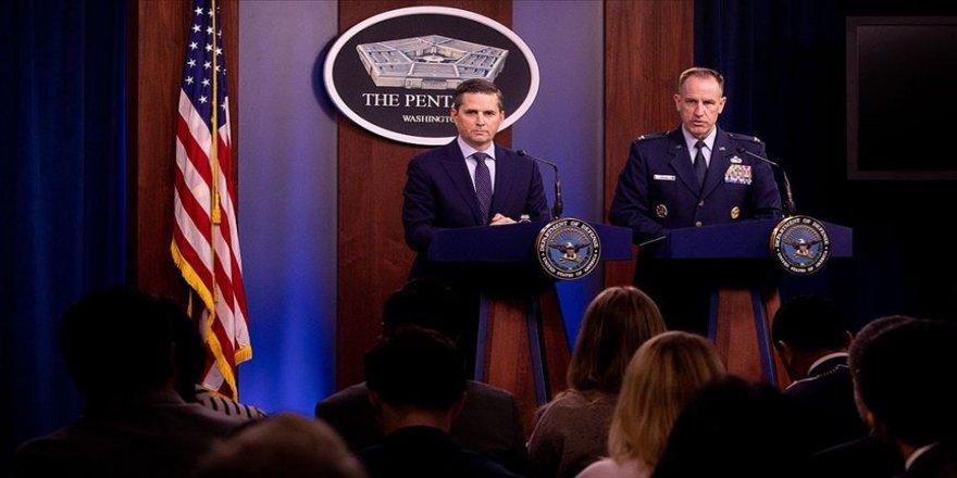 Pentagon Sözcüsü Hoffman: Aramco saldırısı karmaşık ve koordineli