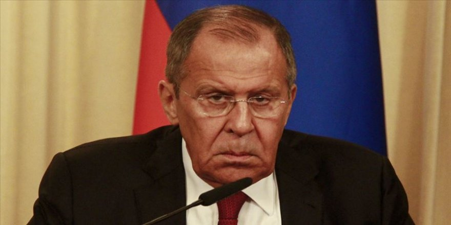 Rusya Dışişleri Bakanı Lavrov: ABD, Moskova ve Pekin'i kavga ettirme arzusunu saklamıyor