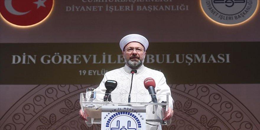 'İslam'da hayatın, şehrin ve medeniyetin merkezinde cami var'