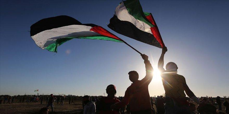 Hamas'tan 'ulusal vizyon' ilanına destek